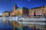 Stockholm by Michael Caven / CC BY
